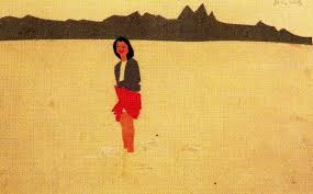 Ada in the Water - Alex Katz | Wikioo.org - The Encyclopedia of ...