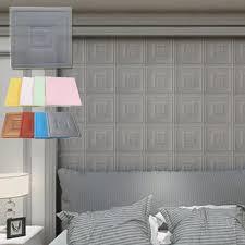 Vova 3d Three Dimensional Mold Wall Stickers Self Adhesive Anti Collision Background Wallpaper