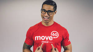 Pua Magasiva Takes a Spin as Move60 Ambassador: The Coca-Cola Company