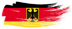 Germany Car Stickers And Decals Dozens Of Designs