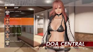 dead or alive hasn t toned down the sexualisation it s just