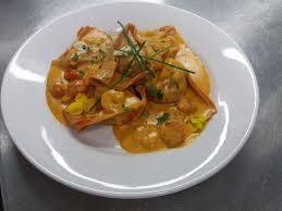 homemade pasta lobster ravioli