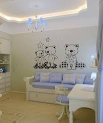 Vinyl Wall Decal Sticker Teddy Bears In The Sky Os Dc348 Stickerbrand
