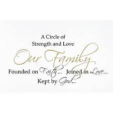 Shop Vinyl Attraction A Circle Of Strength And Love Inspiring Vinyl Decal Overstock 6032819