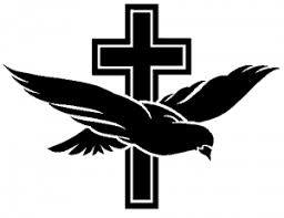 Dove With Cross Car Or Truck Window Decal Sticker Rad Dezigns