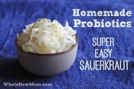 easy homemade sauer recipe