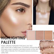 sace lady 4 colors highlighter palette