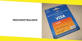 check visa or mastercard gift card balance
