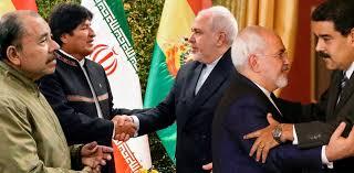 Irán busca alianza con los regímenes radicales de América Latina