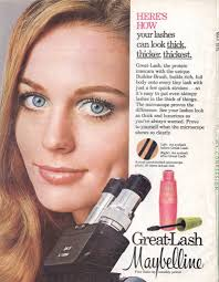 1970s 80s beauty and cosmetics
