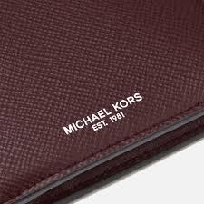 harrison leather billfold wallet