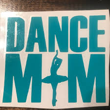 Other Dance Mom Decal Poshmark