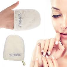 makeup remover gloves face cleansing