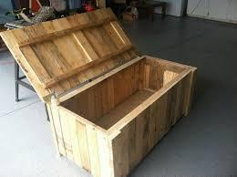 pallet wood storage box jpg 750 559