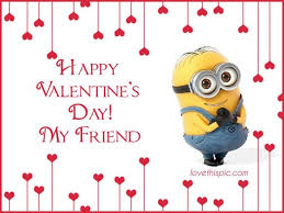 valentines day friends clipart