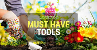 10 must have gardening tools and their