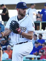 Missions pitcher Adrian Houser to get start for Brewers on Monday ...