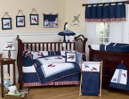 aviator crib bedding set 9 piece