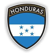 Amazon Com Honduras Flag Design Vinyl Sticker Decal Laptop Car Bumper Sticker Travel Luggage Car Ipad Sign Fun 5 Automotive
