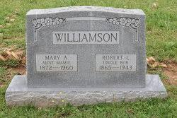 "Mary Addie ""Mamie"" Pace Williamson (1872-1960) - Find A Grave Memorial"