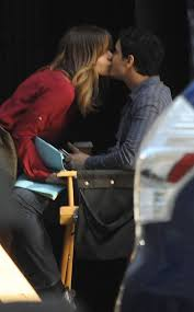 Katharine McPhee Kisses Scorpion Co-Star Elyes Gabel—See the Pic ...