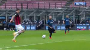 Обзор матча Интер М - Милан 17.10.2020
