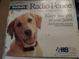 Petsafe Radio Fence Pet Containment System Ebay
