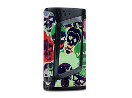 Skin Decal Vinyl Wrap For Smok Alien 220w Tc Vape Mod Stickers Skins Cover Skull Squad Green Berets Newegg Com