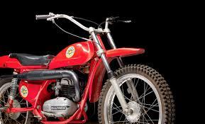 1968 bultaco pursang from easy rider