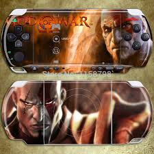 God Of War Game Protective Cover Front Back Skin Sticker Decal For Sony Psp 3000 Decal For Psp Stickers Purple Sticker Treesticker Aliexpress