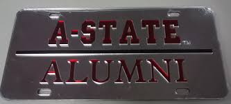 Textbook Brokers Jonesboro Merchandise License Plates Auto