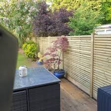 Wickes H Shaped Slotted Timber Fence Post 90 X 90mm X 2 4m Wickes Co Uk