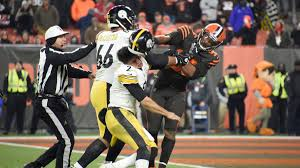 Myles Garrett back with Cleveland Browns after suspension for hitting a  quarterback with his own helmet - CNN