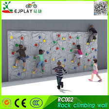 china commercial used rock climbing