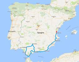 Andalusia, tra Siviglia, Valencia e Cordoba e Granada. - Toscani ...
