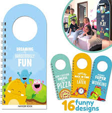 Amazon Com Incredible Hanger Door For Kids Girls And Boys Book Kids Room Decor Hanger Book Great Room Decor For Boys And Girls Door Decorations For Children By Little Big Drop Home