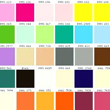 colour charts for bedrooms barta