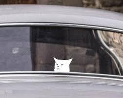 Cat Decals Etsy