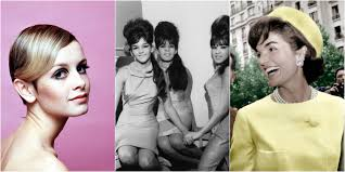 1960s hair and makeup trends that are
