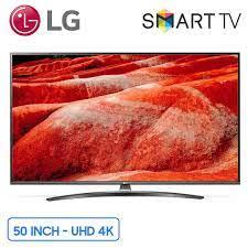 Smart tivi LG 4K 50 inch (50UM7600PTA) UHD Chính hãng, Giá rẻ nhất