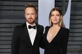 Aaron Paul's wife responds after fans raise safety fears about ...