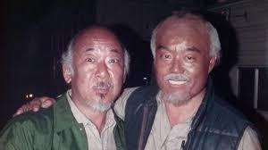 The Real Life Mr Miyagi Was In The Karate Kid