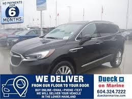 2019 buick enclave in