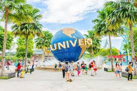why is universal studio singapore a