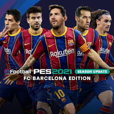 eFootball PES 2021 SEASON UPDATE FC BARCELONA EDITION PS4 Price History