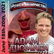 Adam Tuominen – The Official Power Morphicon