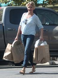 Cameron Diaz Shopping at Pierre Lafond-Wendy Foster Store June 10, 2012 –  Star Style