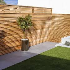 Which Fence Panel Is Suitable Discover More Https Contemporaryfencing Com Index Php Fence Panels Cedar Wood Fence Slatted Fence Panels Modern Wood Fence