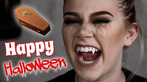 inspired halloween makeup tutorial