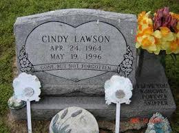 LAWSON, CINDY - Lawrence County, Arkansas   CINDY LAWSON - Arkansas  Gravestone Photos